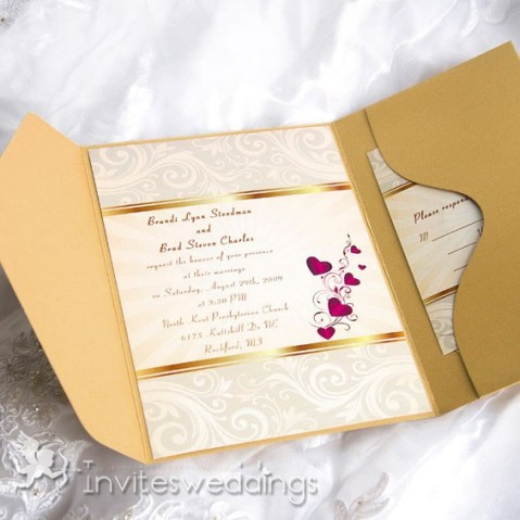 delicate-lovely-hearts-pocket-wedding-invitations