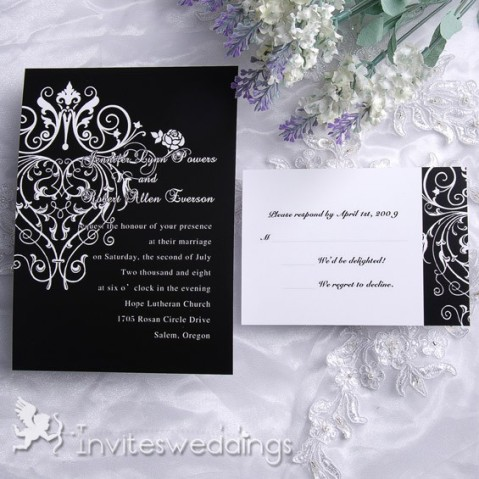 Classic-Attractive-Black-And-White-Wedding-Invitations