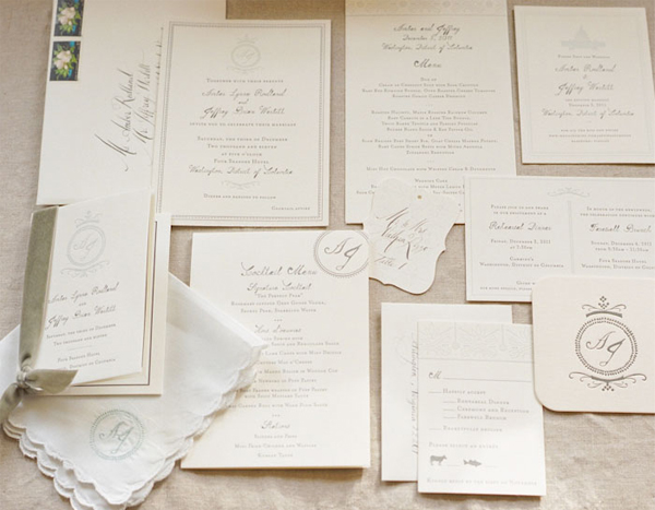 Traditional Elegant Wedding Invitations: Wedding Invitations Ideas & Baby Shower Tips Zone